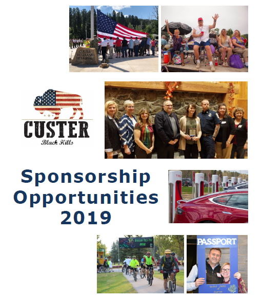 2019 Sponsorship Cover Page