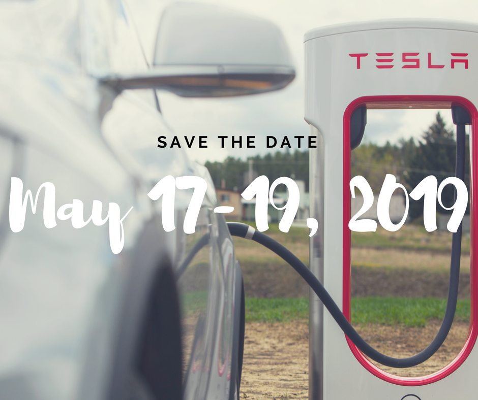 2019 Tesla Rallly Save the Date